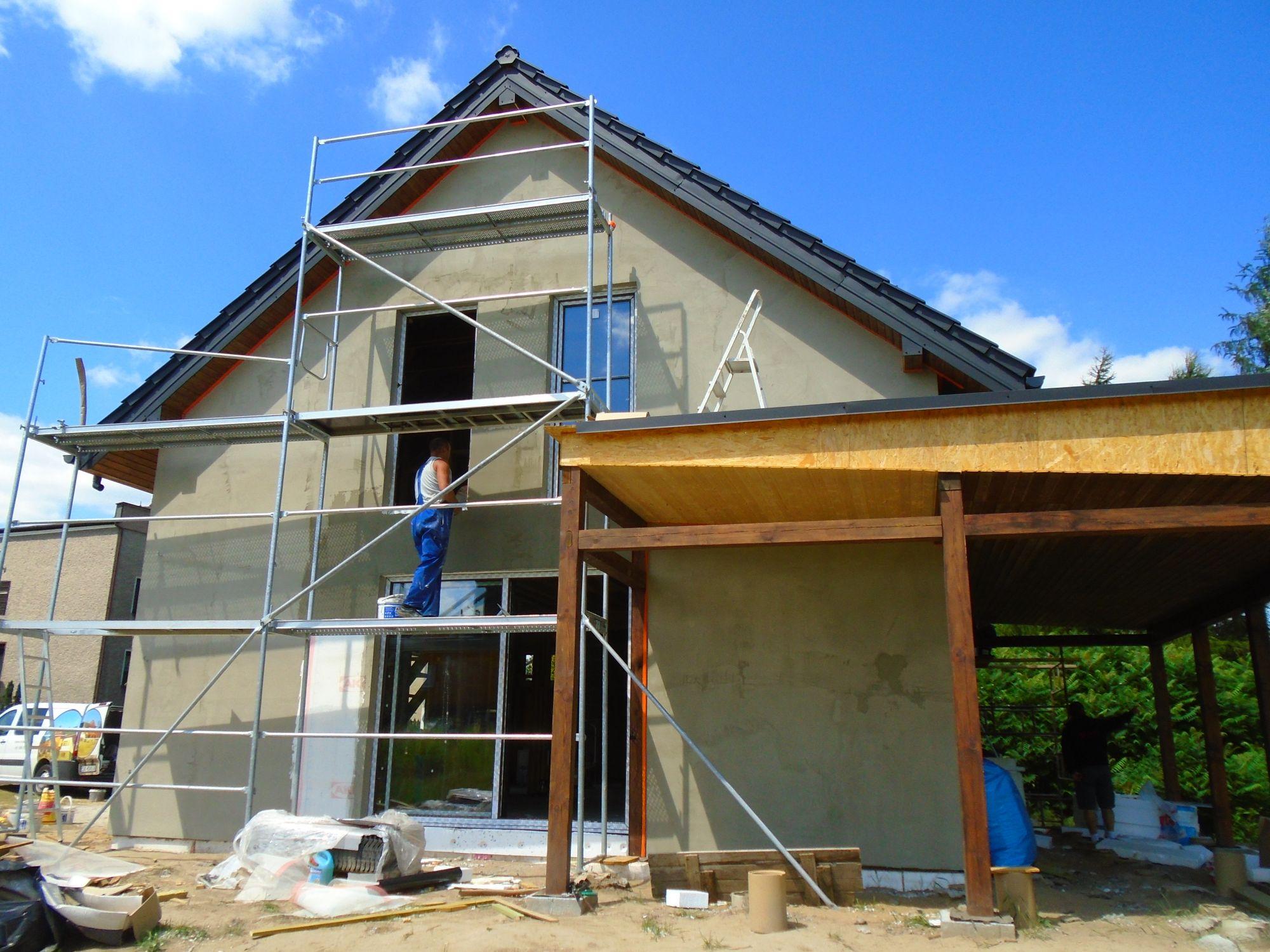 Dom drewniany Tychy