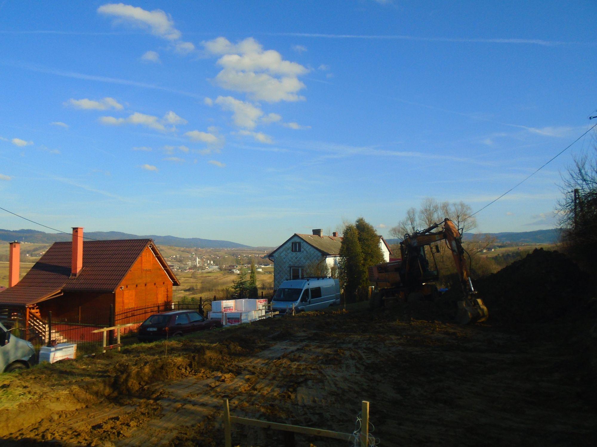 Całoroczne domki drewniane - realizacja