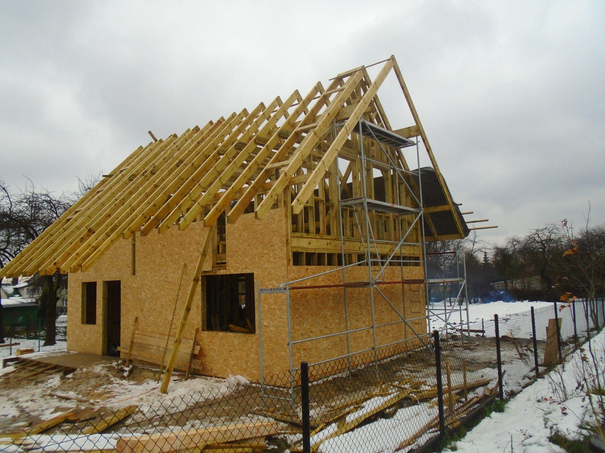 Domy z drewna ? budownictwo na miarę XXI wieku